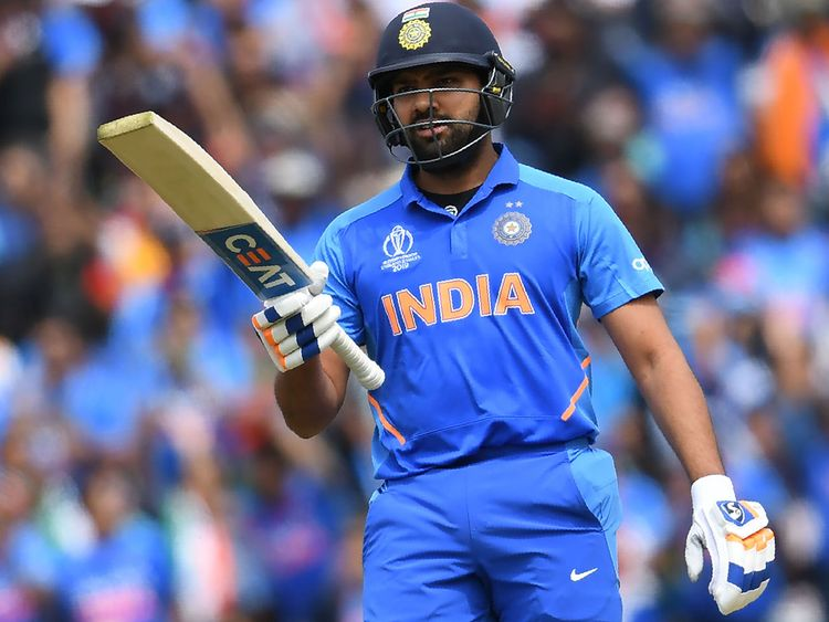 Image result for india rohit sharma world cup 2019