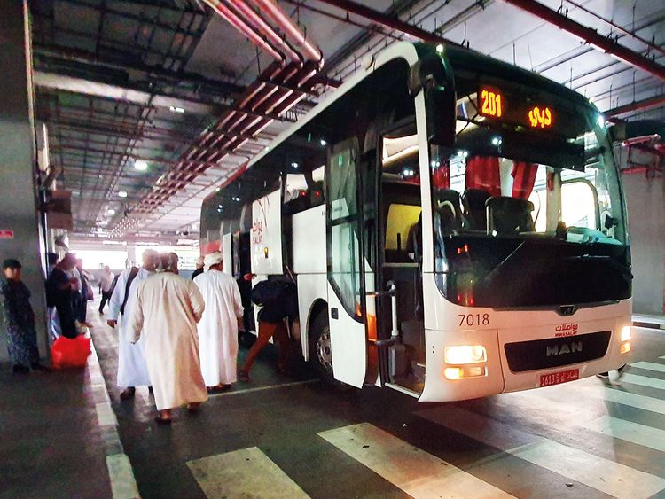 Deadly Dubai bus crash weighs on mind of passengers | Uae