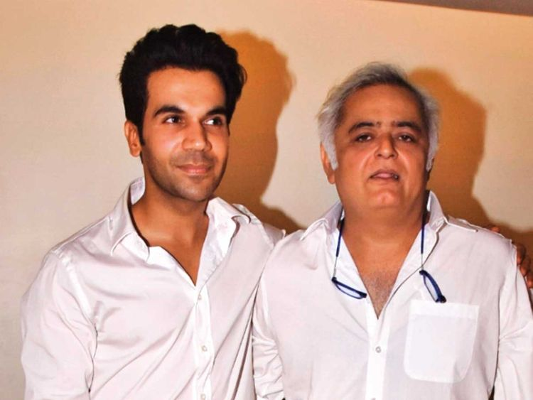 190611  Hansal Mehta and Rajkummar Rao