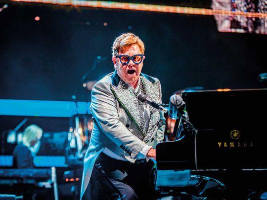 190611 Elton John