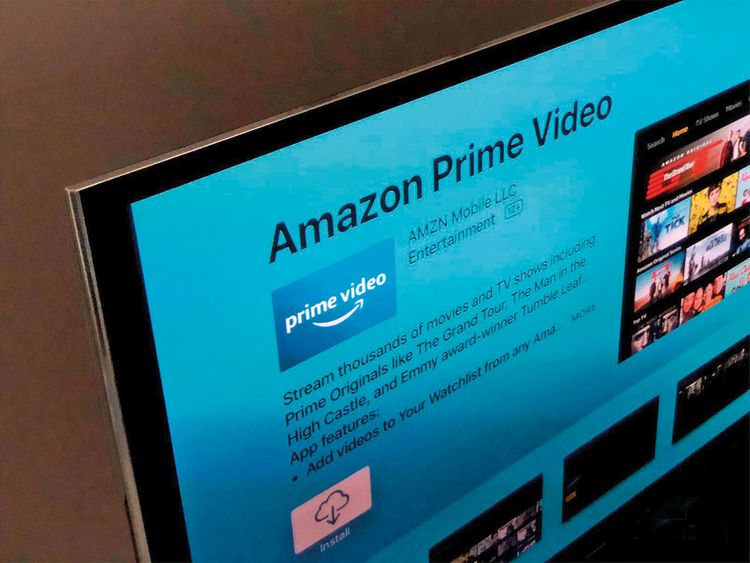 Amazon targets Netflix, Starz dominance in the UAE
