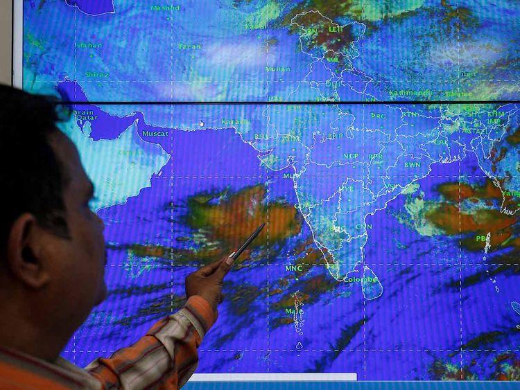 INdia storm Vayu 20190611