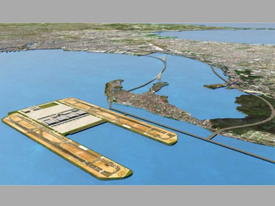 Sangley Airport project