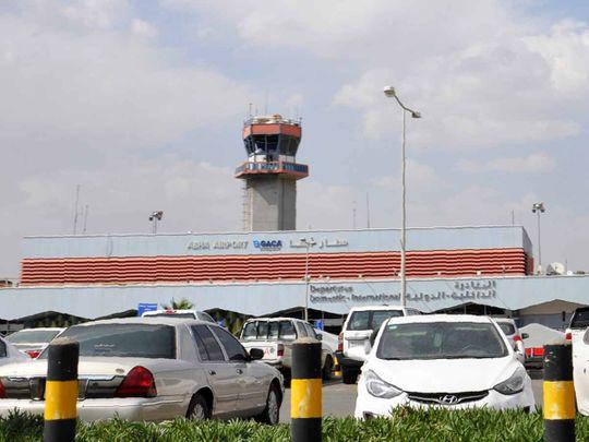 Abha airport 20190612