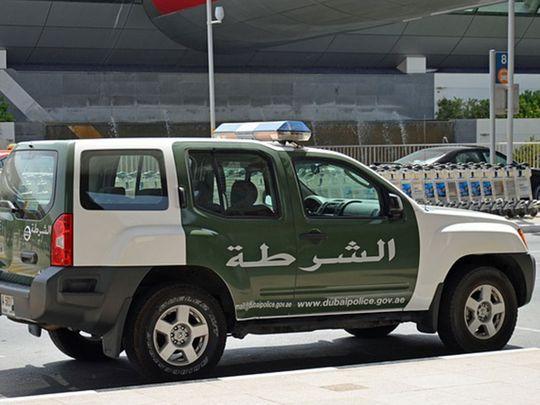Dubai police, generic