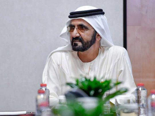 Shaikh Mohammad Bin Rashid Al Maktoum 01