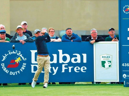 The Dubai Duty Free-sponsored Irish Open
