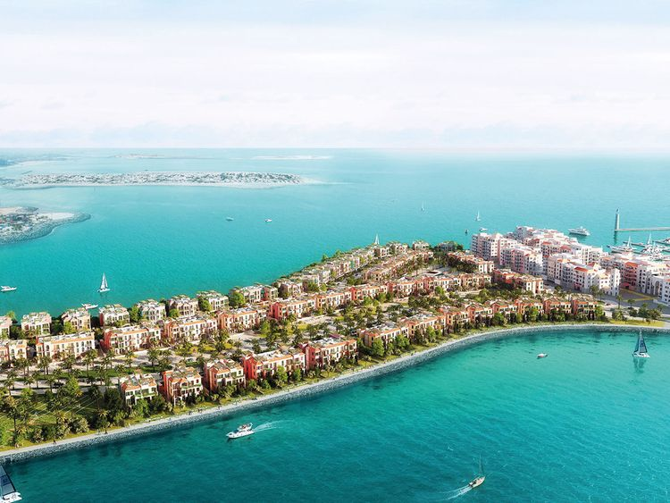 An image of the Sur La Mer project