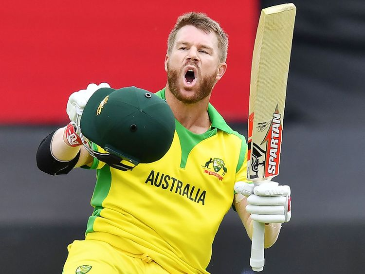 Cricket World Cup 2019 I Am Pumped To Be Back Says David