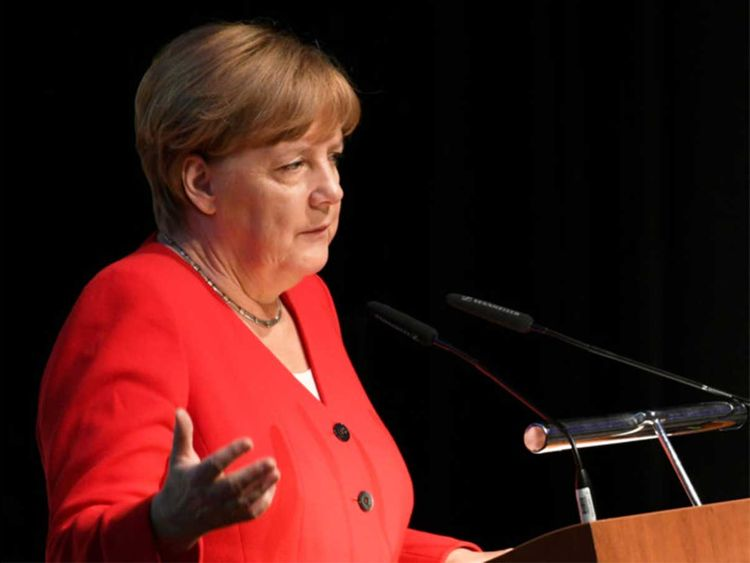 190614 Angela Merkel
