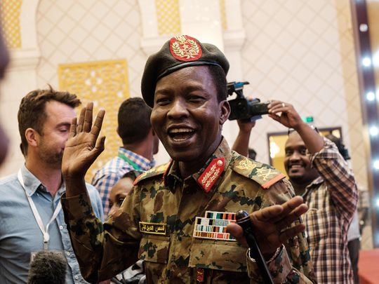 Sudan military admits dispersing sit-in, says 'mistakes happened'