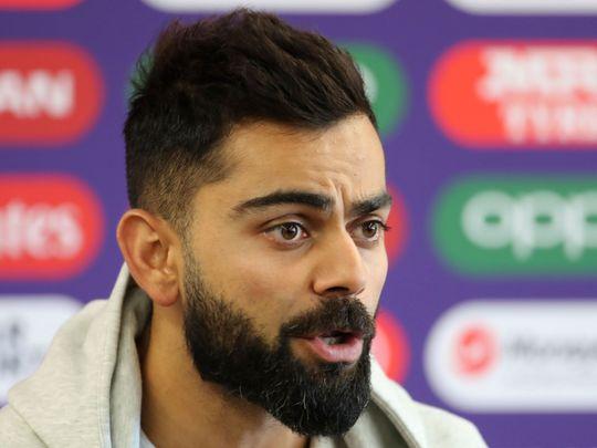 Cricket-Virat Kohli
