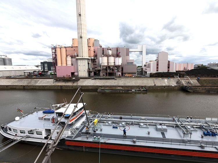 Oil tanker generic