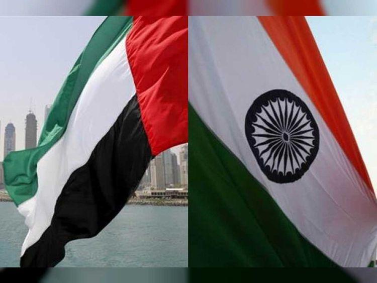 UAE-India flags-01