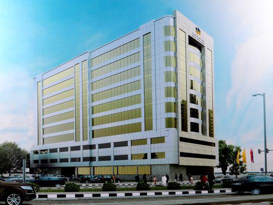 Bank of Sharjah Head Office Building