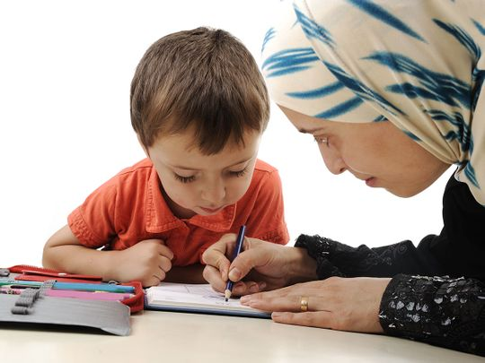 National-Bonds-child-mother-education-drawing