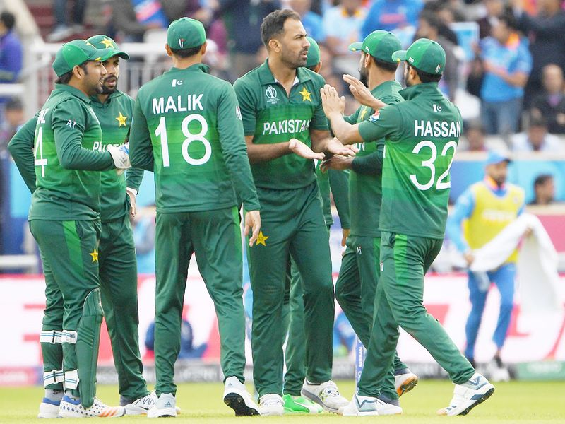 Pakistan's Wahab Riaz