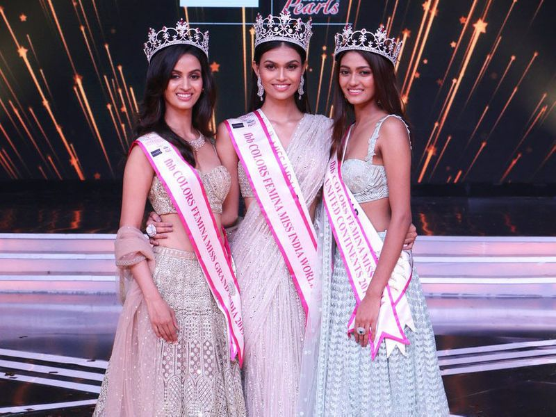 Meet the newly crowned Miss India Suman Rao
