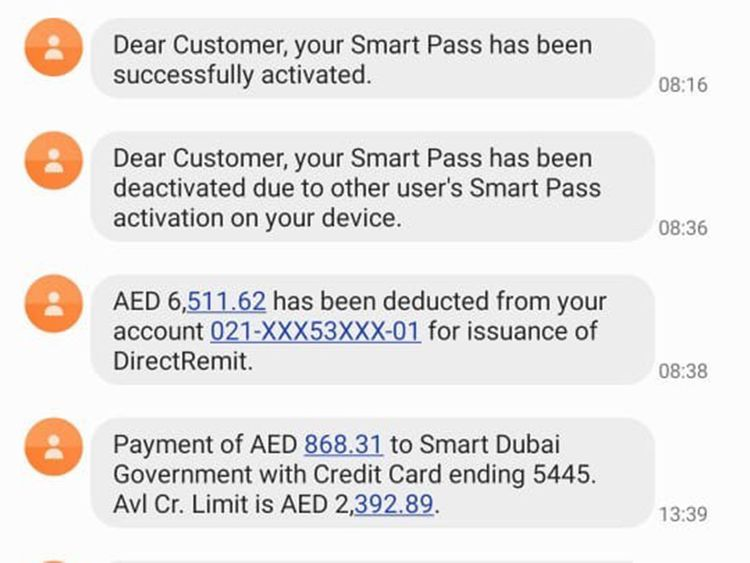 Online bank fraud in Dubai: How an Indian expat lost Dh6,511 to hackers