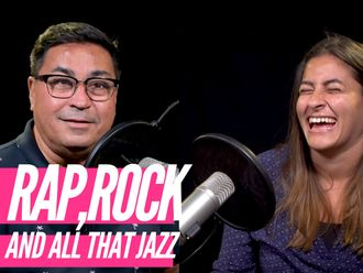 Rap Rock and All that Jazz, episode 1