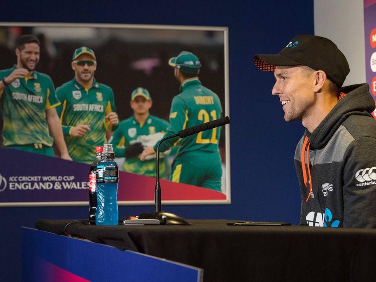 New Zealand's Trent Boult
