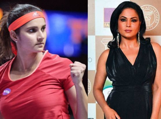 """Sania Mirza twitter spat with Veena Malik, says """"I'm not Pakistan cricket team's dietician or mother"""""""