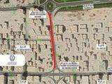 Sharjah road closure