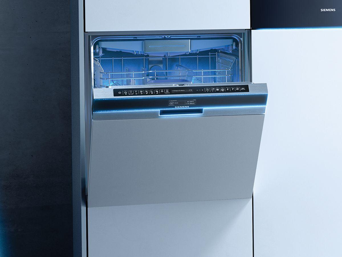Siemens-smart-dishwasher