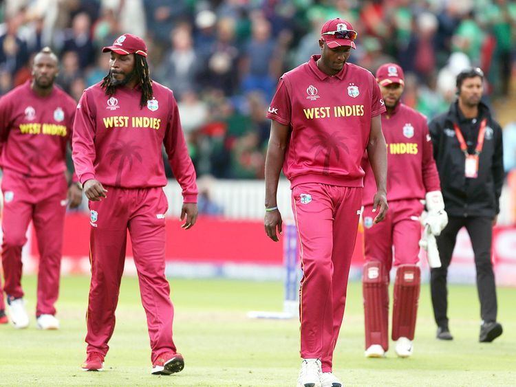 Cricket World Cup 2019 West Indies Will Play Rest Of Their