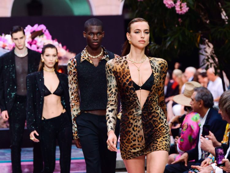 Milan Fashion Week 2019: Versace, Emporio spruce up mens style ...