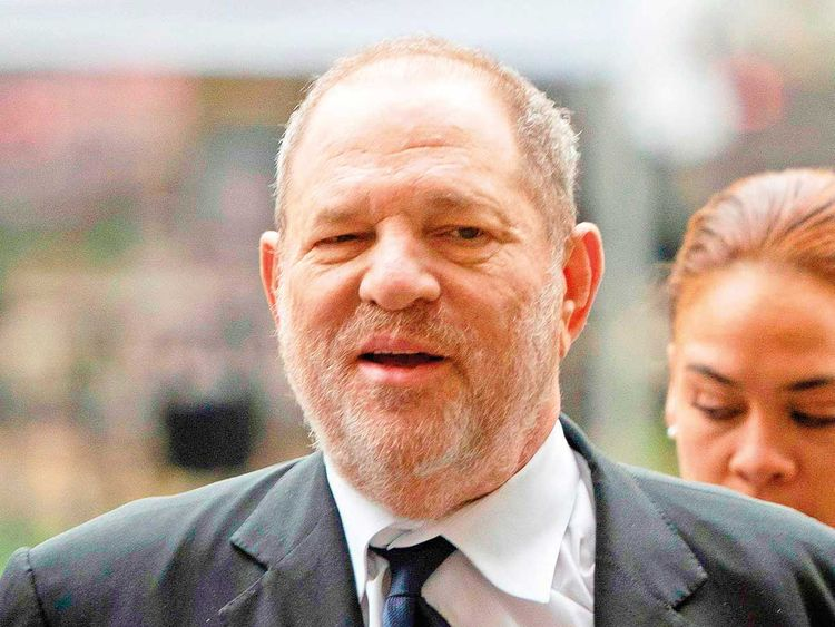190619 Harvey Weinstein