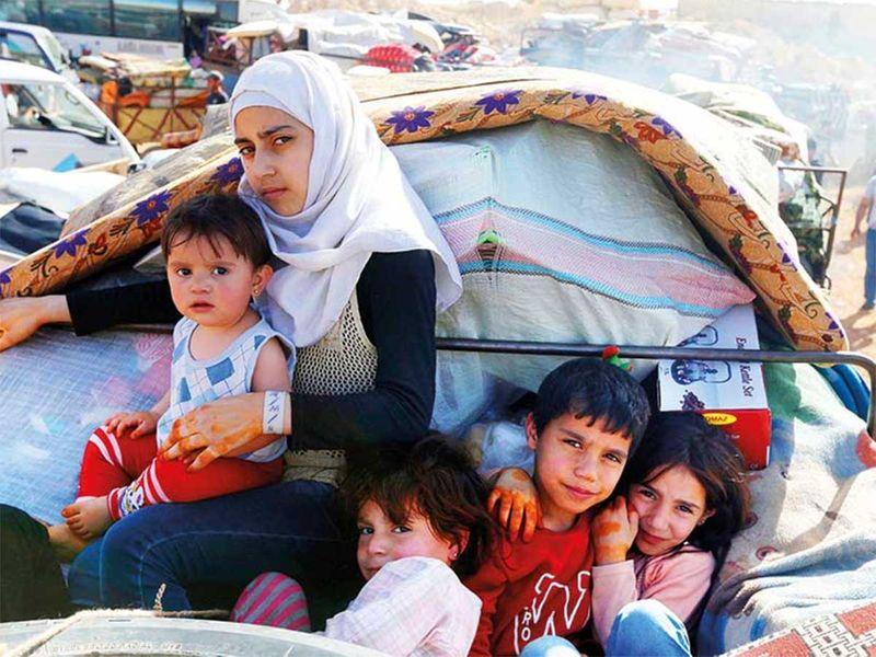 190619 syrian refugees