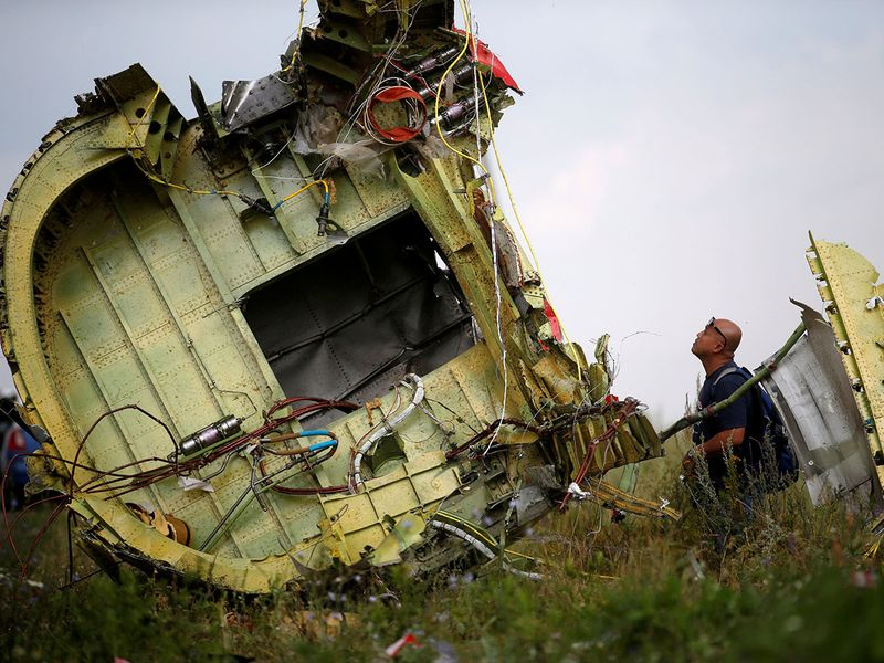 Malaysia Airlines M17