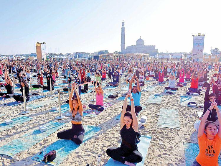 190620 hundreds yoga
