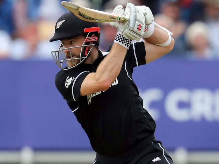 New Zealand's captain Kane Williamson