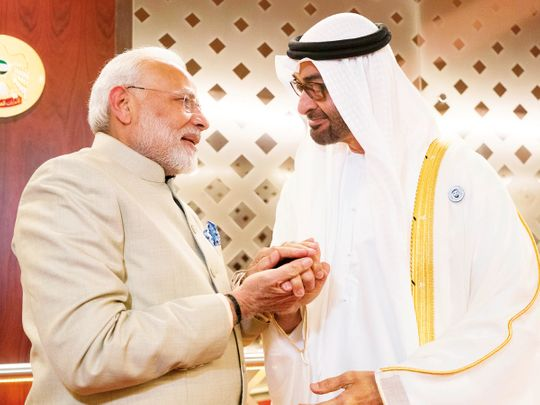UAE-India bilateral_Lead
