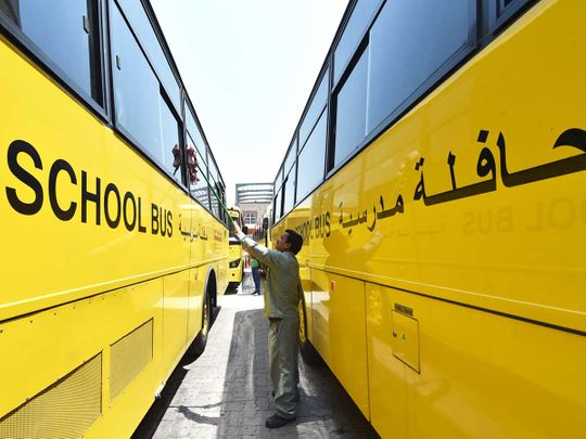 190621 school bus