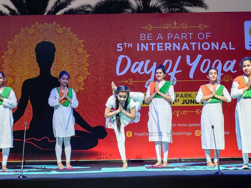 190621 youth members yoga