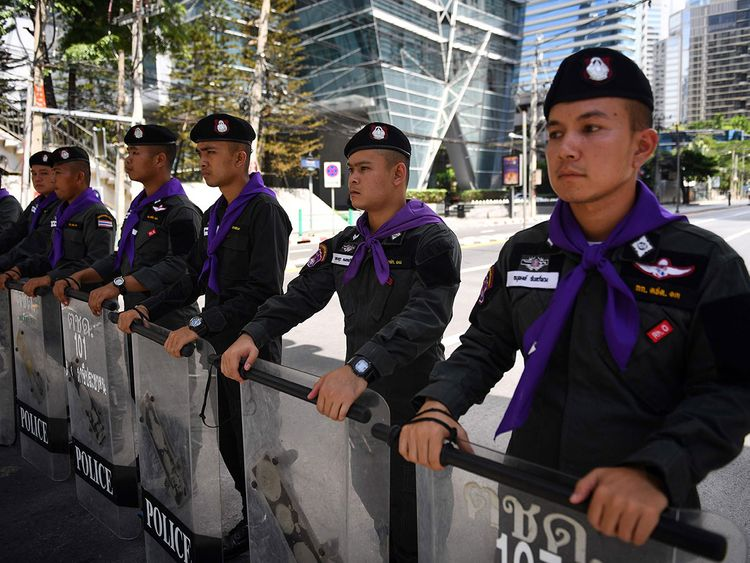 Bangkok ASEAN meet