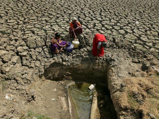 Chennai water shortage