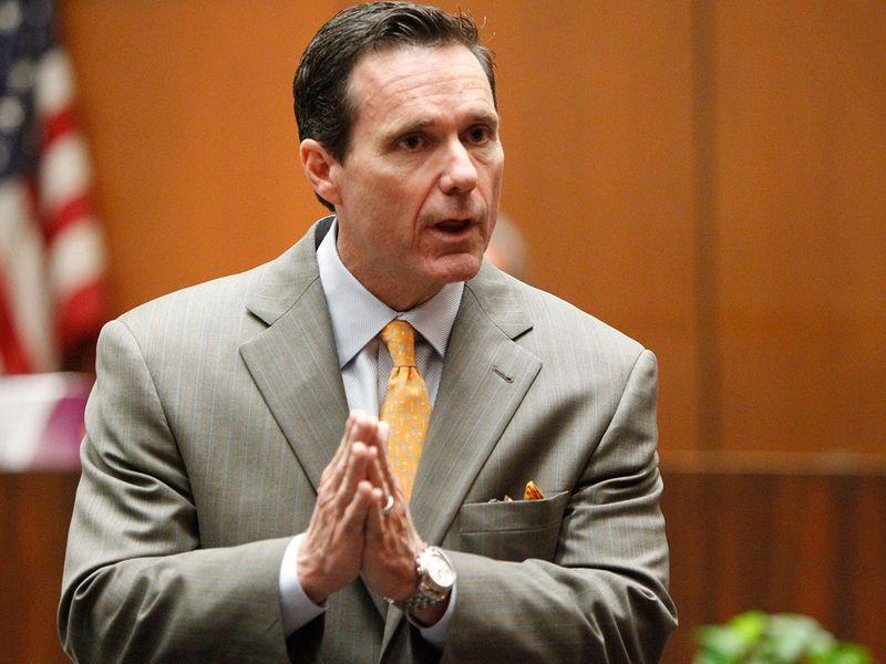 Defense Attorney Edward Chernoff