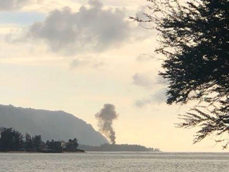 Hawaii plane crash