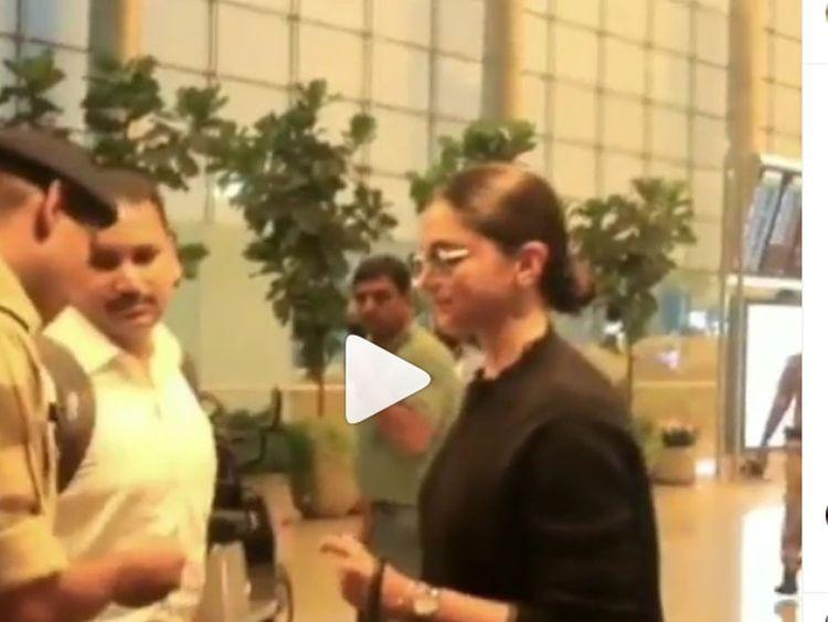 Screengrab from viral video