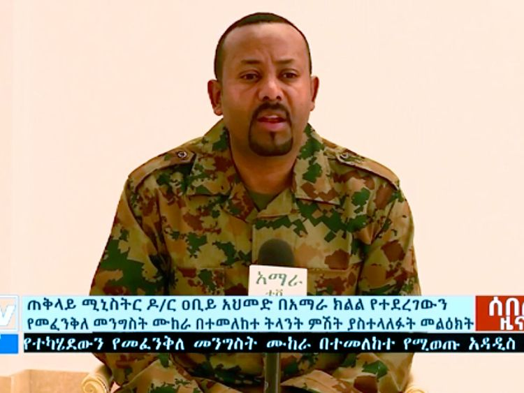 Ethiopia coup: two senior officials killed in Amhara state