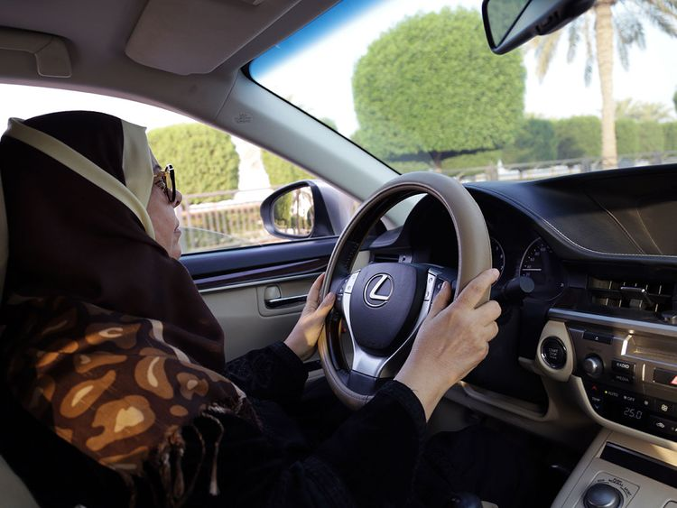Behind The Wheel >> Behind The Wheel A Year On Saudi Women Savour New Freedom
