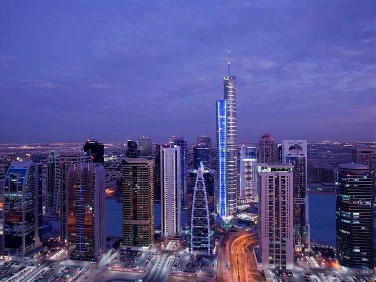 DMCC has welcomed 1,868 new companies to its free zone in