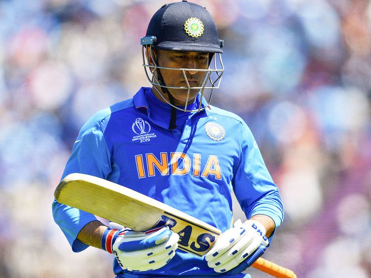 Cricket World Cup: MS Dhoni ag...