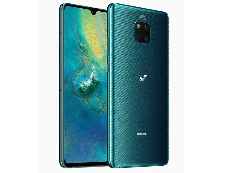 Huawei's first 5G Smartphone Huawei Mate 20X 5G to launch