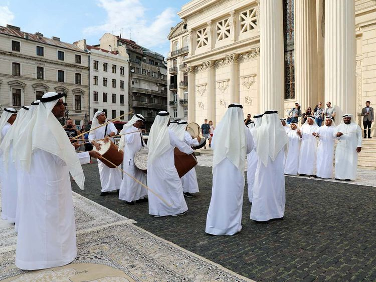 NAT 190623 UAE - Romania Cultural week 1-1561287263085