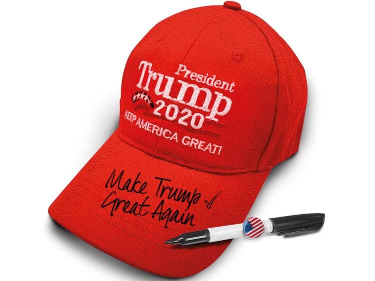 America may make Trump great again
